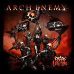 Arch Enemy Khaos Legions album new music review