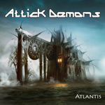 Attick Demons Atlantis album new music review