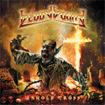 Bloodbound Unholy Cross album new music review