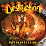 Destruction Day of Reckoning album new music review