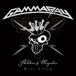 Gamma Ray - Skeletons and Majesties album new music review