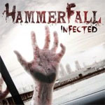 HammerFall Infected album new music review