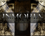 Inmoria A Farewell to Nothing The Diary Part 1 album new music review