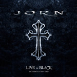 Jorn Lande Live in Black debut album new music review