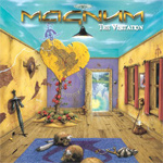 Magnum The Visitation album new music review