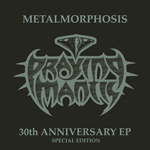 Praying Mantis - Metalmorphosis album new music review