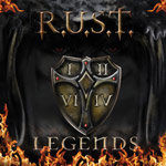 R.U.S.T. (Romania) Legends album new music review