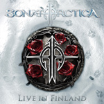 Sonata Arctica Live in Finland album new music review