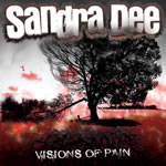 Sandra Dee Visions of Pain album new music review