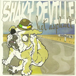 Shaky Deville Hot Asphalt album new music review