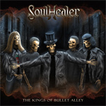 Soulhealer The Kings of Bullet Alley album new music review