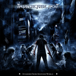 Thunderblast Invaders from Another World album new music review