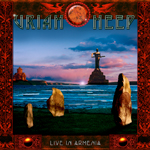 Uriah Heep Live in Armenia album new music review