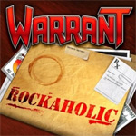 Warrant Rockaholic album new music review