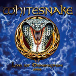 Whitesnake Live at Donington 1990 album new music review