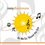 Tony Desimone - As We Go Round the Sun EP Review