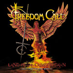 Freedom Call Land of the Crimson Dawn Review
