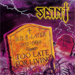 Saint Too Late For Living review