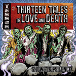 Stripshowsilence Thirteen Tales of Love and Death review