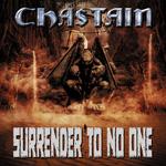 Chastain Surrender To No One CD Album Review