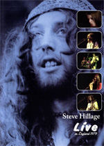Steve Hillage - Live in England 1979 Album Review