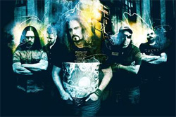 James LaBrie Imperfect Resonance Band Photo