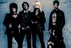 Michael Monroe Horns and Halos Photo