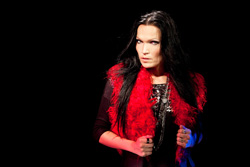 Tarja Colours in the Dark Photo