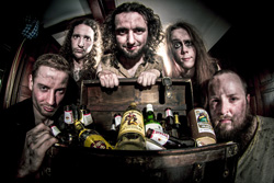Alestorm - Sunset on the Golden Age Photo