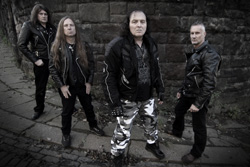 Battleaxe Heavy Metal Sanctuary Band Photo