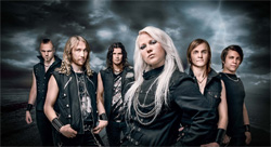 Battle Beast Band Photo