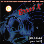 Brand X: Missing Period CD Album Review
