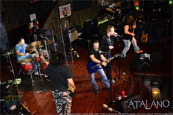 Catalano Into The Darkness Band Photo
