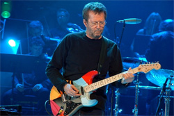 Eric Clapton Pilgrim SACD Band Photo
