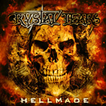 Crystal Tears Hellmade CD Album Review