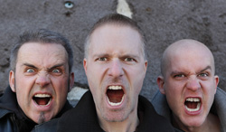 Cullooden Silent Scream Band Photo