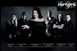 Darkyra Black Dragon Tears Band Photo