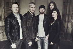 Delain The Human Contradiction Band Photo