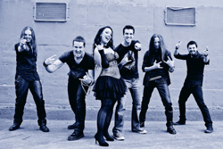 Divine Ascension Liberator Band Photo