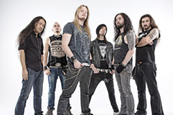Dragonforce Maximum Overload Photo