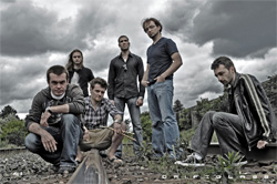 Driftglass All That Remains Band Photo