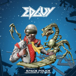 Edguy Space Police Defenders of the Crown CD Album Review