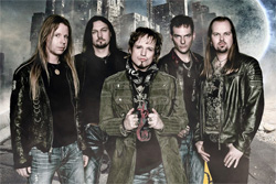 Edguy Space Police Defenders of the Crown Band Photo
