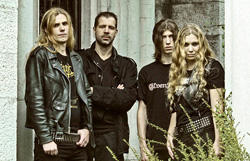 Elvenstorm Blood Leads to Glory Band Photo