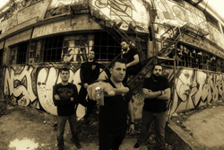 Fortress Under Siege Phoenix Rising Band Photo