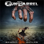 Gun Barrel Damage Dancer CD Album Review