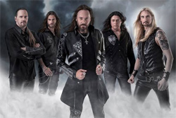 Hammerfall (r)Evolution Photo