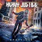 Heavy Justice Apocalyze CD Album Review