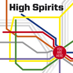 High Spirits You Are Here CD Album Review