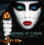 House of Lords Precious Metal CD Album Review